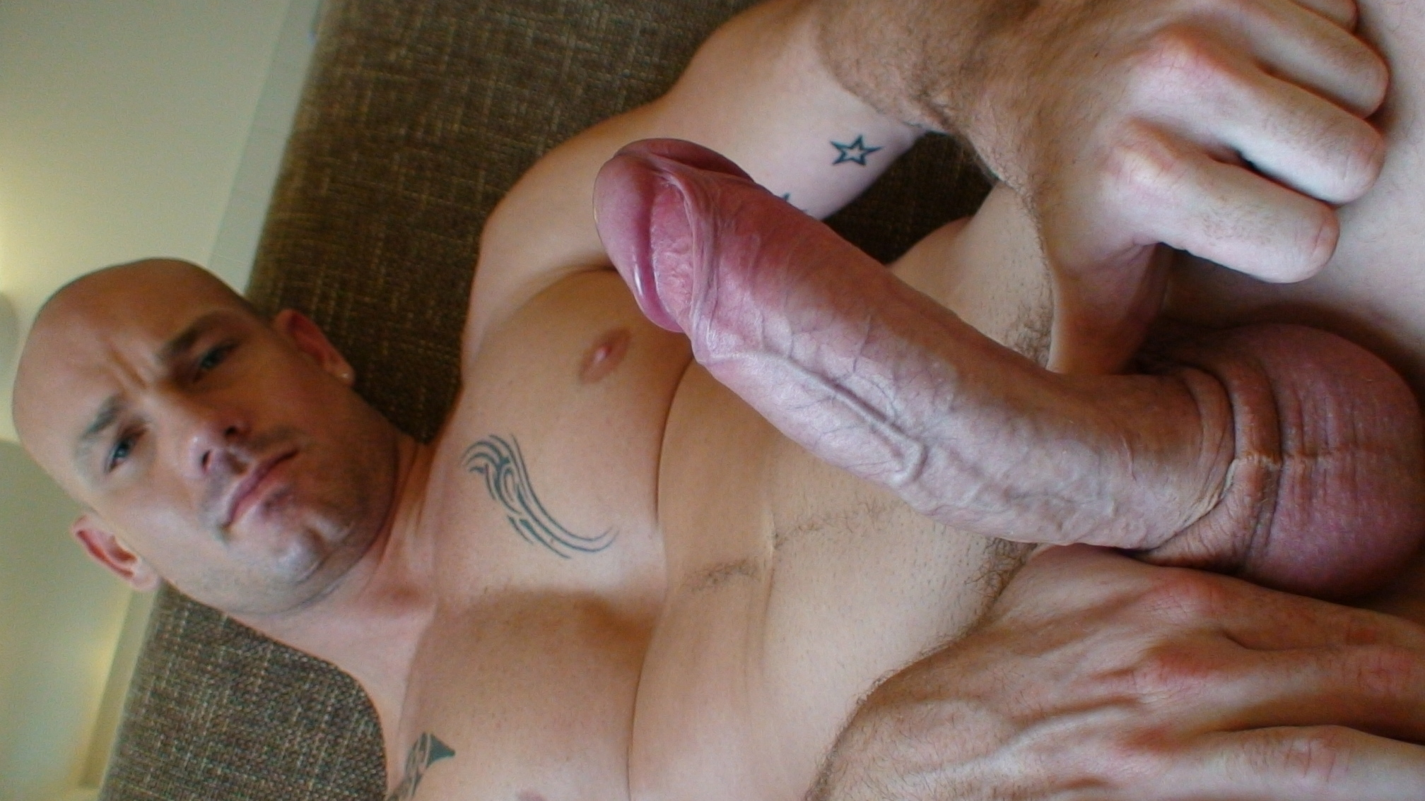 Big Cock Stud Kurt Can Suck His Own Dick